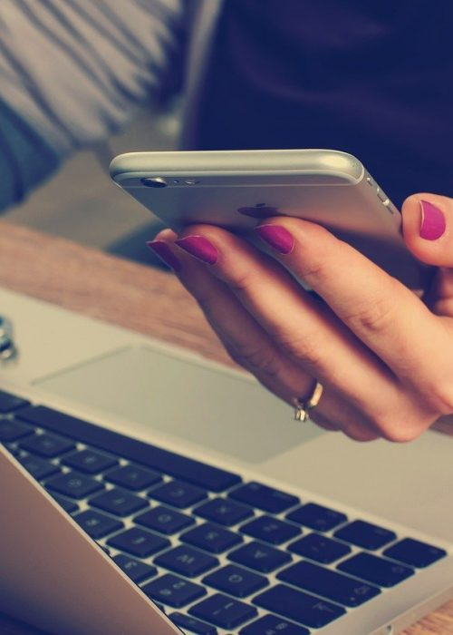 Research on laptop and phone